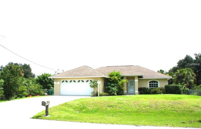 422 Ravenswood Boulevard, Port Charlotte, FL 33954 (MLS #A4413286) :: RE/MAX Realtec Group