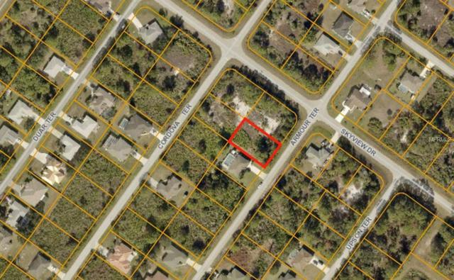 Armour Terrace, North Port, FL 34291 (MLS #A4413361) :: RE/MAX Realtec Group