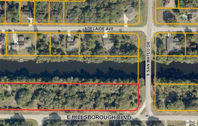 E Hillsborough Boulevard, North Port, FL 34288 (MLS #A4413421) :: KELLER WILLIAMS CLASSIC VI