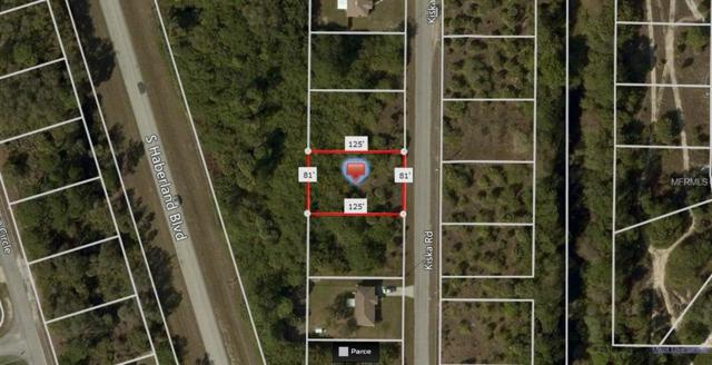 Kiska Road, North Port, FL 34288 (MLS #A4413509) :: RE/MAX Realtec Group