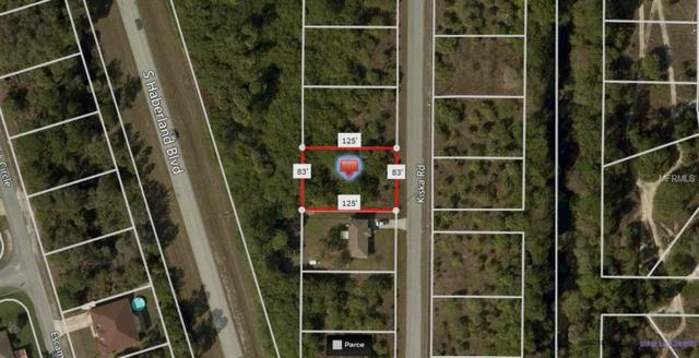 Kiska Road, North Port, FL 34288 (MLS #A4413548) :: RE/MAX Realtec Group