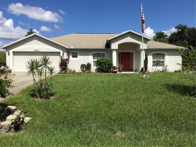 8360 Bessemer Avenue, North Port, FL 34287 (MLS #A4413581) :: The Light Team