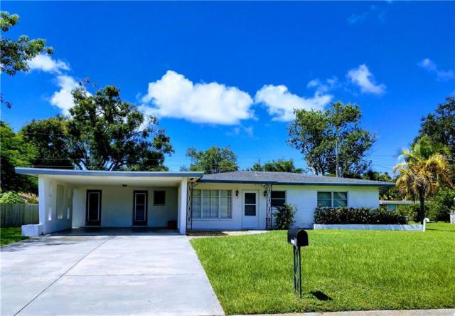 2316 Tuttle Terrace, Sarasota, FL 34239 (MLS #A4413639) :: The Light Team