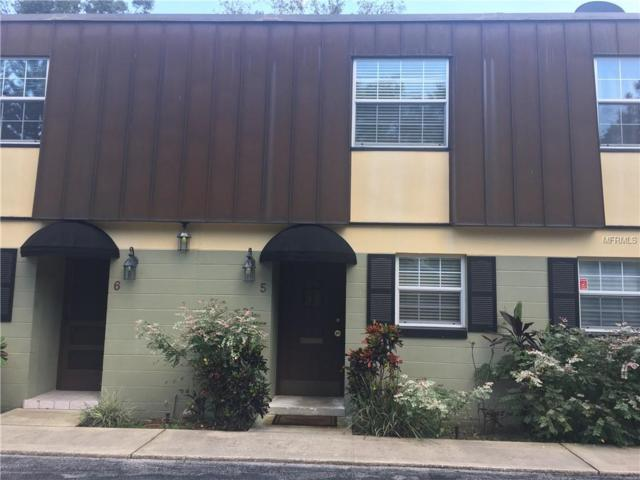 621 Cathcart Avenue #5, Orlando, FL 32803 (MLS #A4413647) :: The Light Team