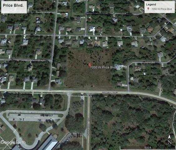 7050 W Price Boulevard, North Port, FL 34291 (MLS #A4413701) :: The Light Team