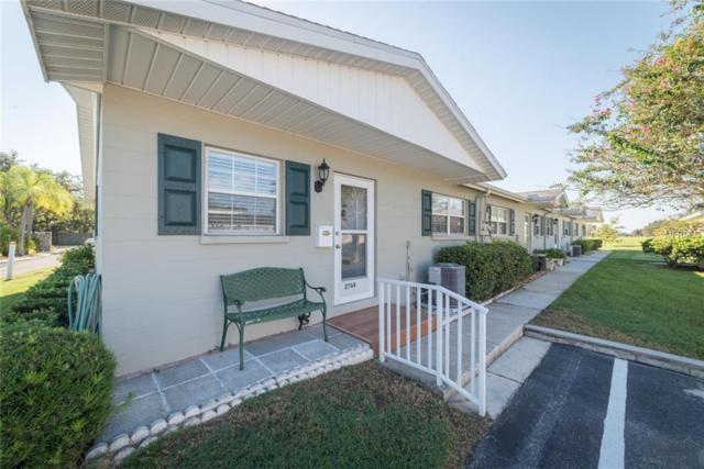 2768 Golf Course Drive #105, Sarasota, FL 34234 (MLS #A4413774) :: Medway Realty