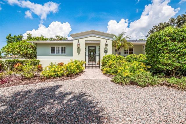411 S Shore Drive, Sarasota, FL 34234 (MLS #A4413828) :: Medway Realty