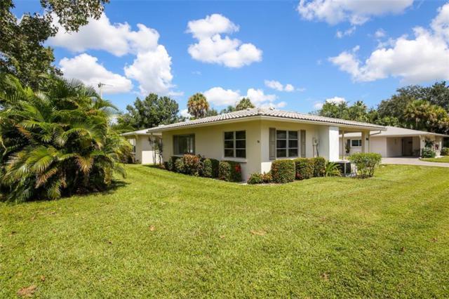 96 Strathmore Boulevard Villa 96, Sarasota, FL 34233 (MLS #A4413888) :: KELLER WILLIAMS CLASSIC VI