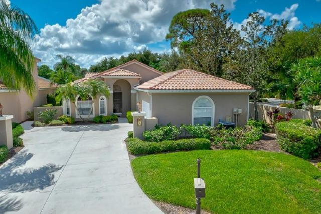 8069 Via Fiore, Sarasota, FL 34238 (MLS #A4413900) :: Griffin Group