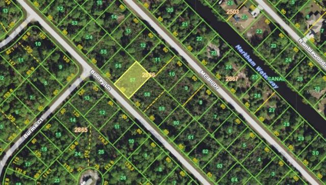 466 Binney Lane, Port Charlotte, FL 33953 (MLS #A4413957) :: RE/MAX Realtec Group