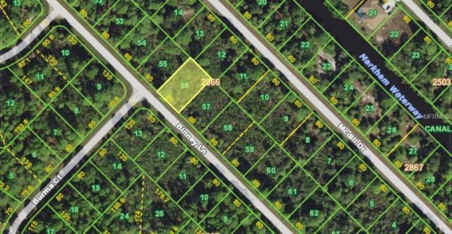 458 Binney Lane, Port Charlotte, FL 33953 (MLS #A4413960) :: RE/MAX Realtec Group