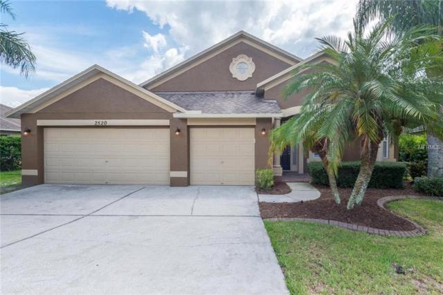 2520 Brinley Drive, Trinity, FL 34655 (MLS #A4413990) :: Lock and Key Team