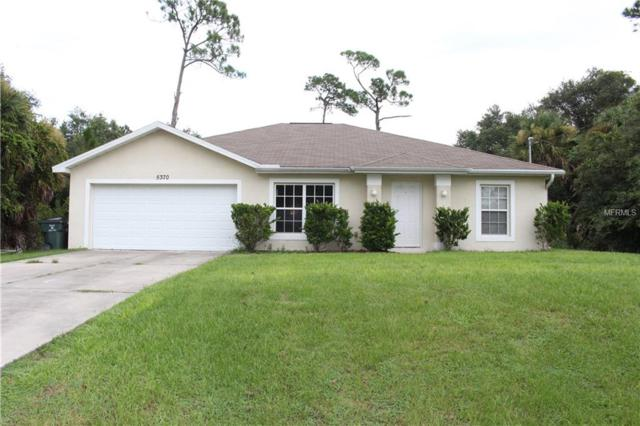 5370 Hurley Avenue, North Port, FL 34288 (MLS #A4414154) :: White Sands Realty Group