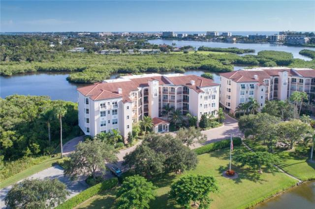 5450 Eagles Point Circle #304, Sarasota, FL 34231 (MLS #A4414240) :: McConnell and Associates