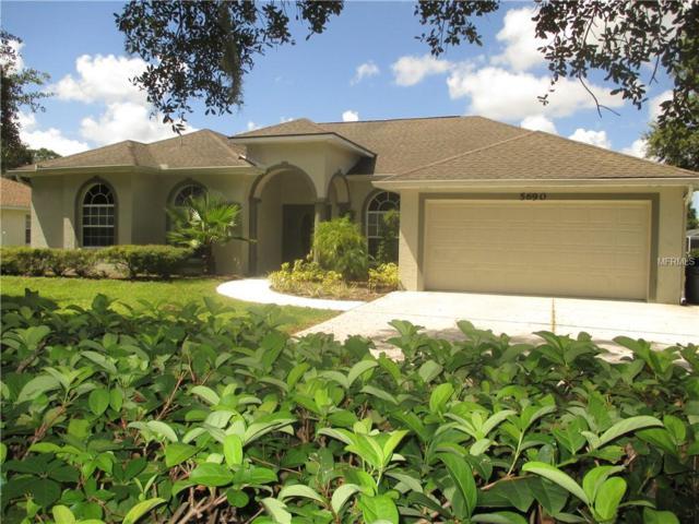 5690 Country Walk Lane, Sarasota, FL 34233 (MLS #A4414287) :: Zarghami Group
