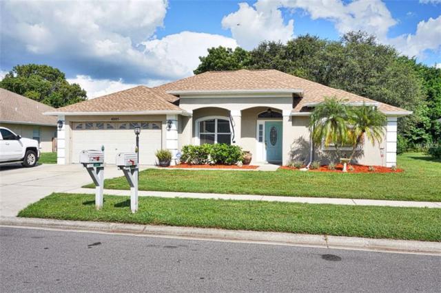 4885 Post Pointe Drive, Sarasota, FL 34233 (MLS #A4414358) :: The Light Team