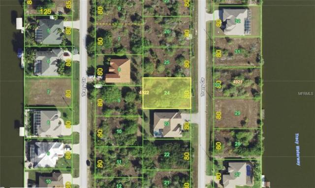 8291 Tracy Circle, Port Charlotte, FL 33981 (MLS #A4414381) :: Medway Realty