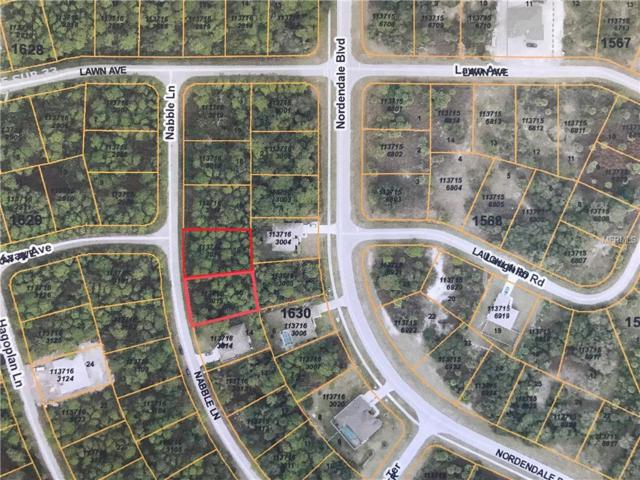Nabble Lane, North Port, FL 34288 (MLS #A4414391) :: Medway Realty