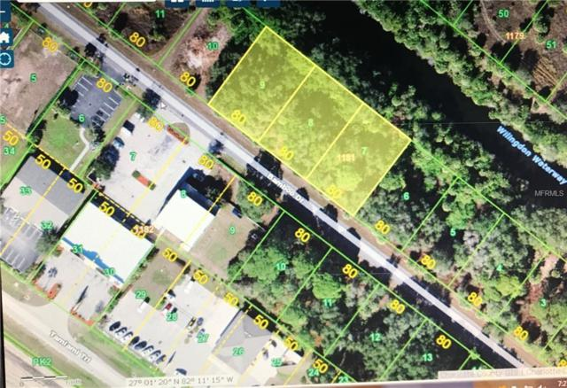 518, 526,534 Bamboo Drive, Port Charlotte, FL 33954 (MLS #A4414538) :: The Lockhart Team