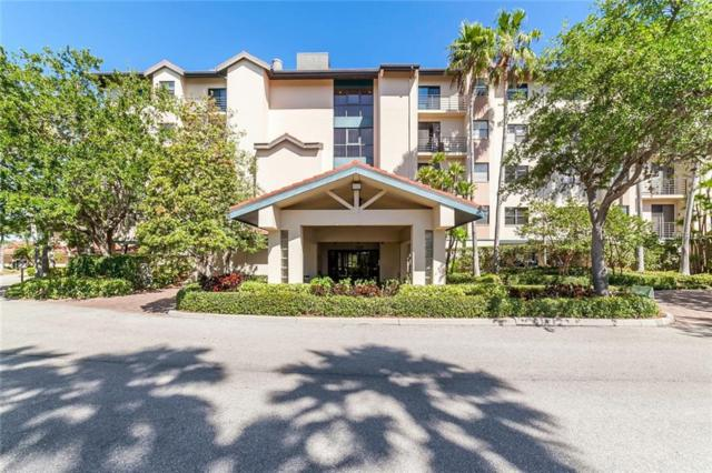 5408 Eagles Point Circle #303, Sarasota, FL 34231 (MLS #A4414665) :: McConnell and Associates