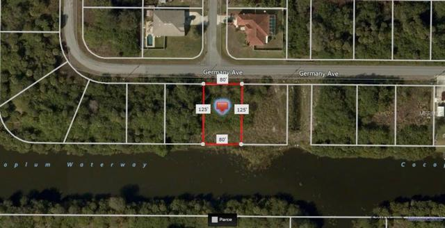Germany Avenue, North Port, FL 34288 (MLS #A4415118) :: Medway Realty