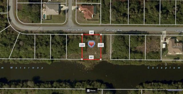 Germany Avenue, North Port, FL 34288 (MLS #A4415123) :: Medway Realty