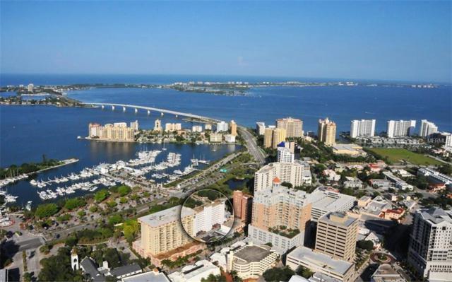 33 S Gulfstream Avenue #302, Sarasota, FL 34236 (MLS #A4415193) :: McConnell and Associates