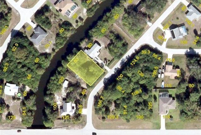 7505 Jennifer Drive, Port Charlotte, FL 33981 (MLS #A4415197) :: The Lockhart Team