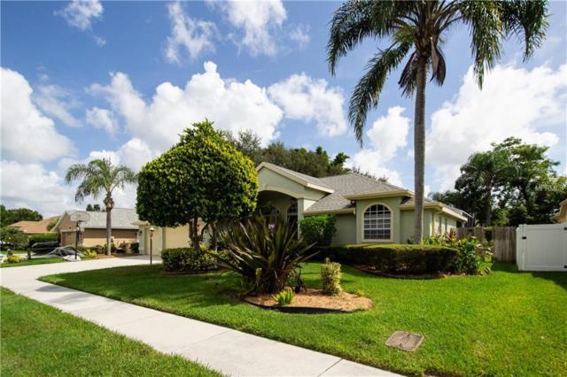 4837 Wilde Pointe Drive, Sarasota, FL 34233 (MLS #A4415409) :: The Light Team
