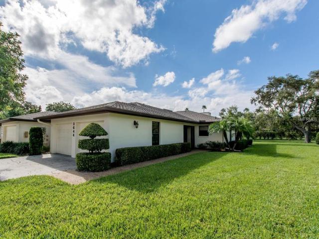 3644 Muirfield Drive 2A, Sarasota, FL 34238 (MLS #A4415528) :: McConnell and Associates