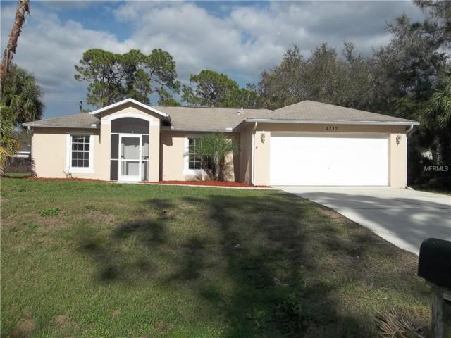 2730 Sally Lane, North Port, FL 34286 (MLS #A4415538) :: Medway Realty