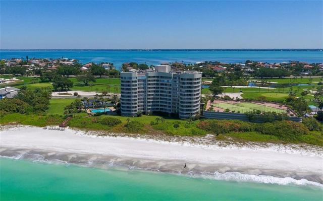 775 Longboat Club Road #1002, Longboat Key, FL 34228 (MLS #A4415598) :: Team Bohannon Keller Williams, Tampa Properties