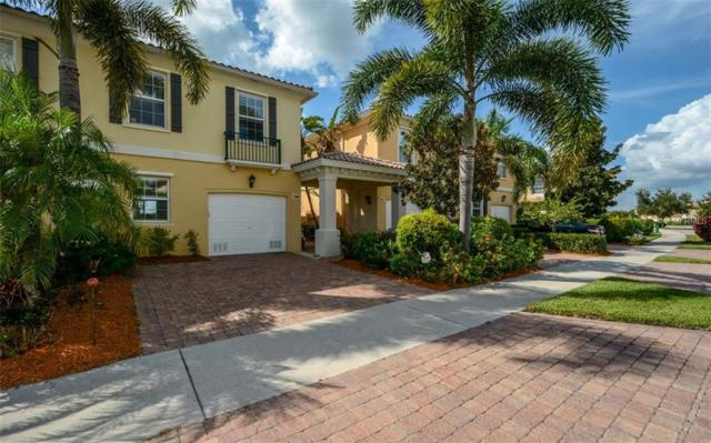 1406 Burgos Drive #1, Sarasota, FL 34238 (MLS #A4415612) :: KELLER WILLIAMS ELITE PARTNERS IV REALTY
