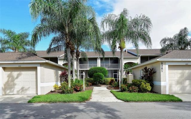 5281 Mahogany Run Avenue #813, Sarasota, FL 34241 (MLS #A4415633) :: Medway Realty