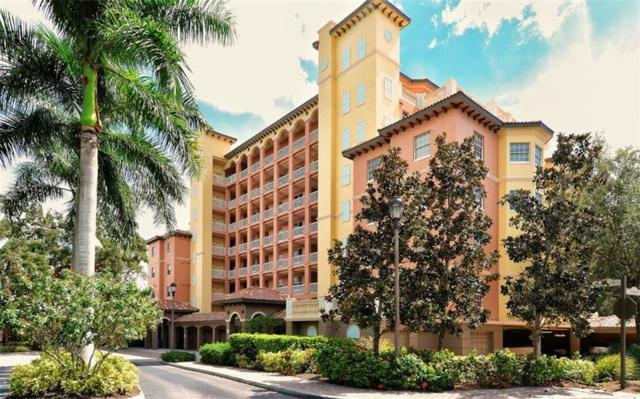1921 Monte Carlo Drive #405, Sarasota, FL 34231 (MLS #A4415731) :: The Duncan Duo Team