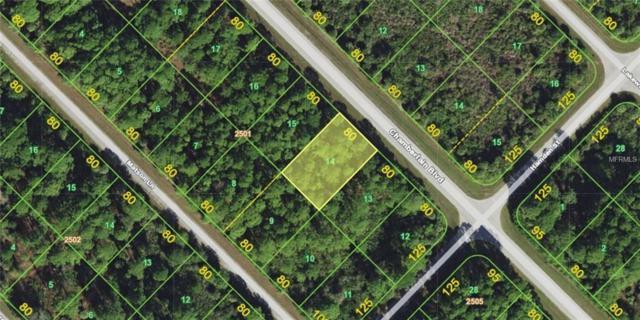 12295 Chamberlain Boulevard, Port Charlotte, FL 33953 (MLS #A4415742) :: Medway Realty