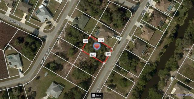 Hightower Road, North Port, FL 34288 (MLS #A4415805) :: The Lockhart Team