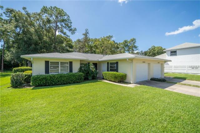 5520 Palm Aire Drive, Sarasota, FL 34243 (MLS #A4416128) :: The Duncan Duo Team