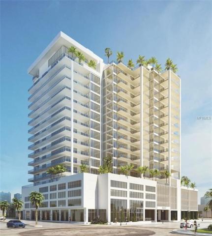 1224 Blvd Of The Arts #703, Sarasota, FL 34236 (MLS #A4416157) :: Medway Realty