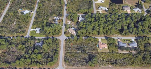 12461 Perrine Avenue, Port Charlotte, FL 33981 (MLS #A4416210) :: GO Realty
