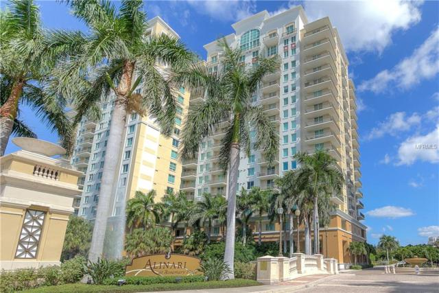 800 N Tamiami Trail #603, Sarasota, FL 34236 (MLS #A4416246) :: Team Bohannon Keller Williams, Tampa Properties