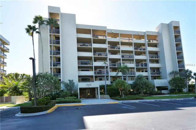 1065 Gulf Of Mexico Drive #202, Longboat Key, FL 34228 (MLS #A4416270) :: RE/MAX Realtec Group