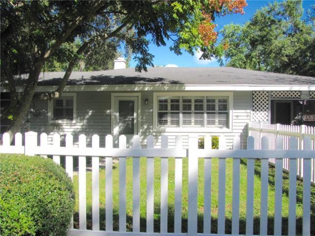 1679 Loma Linda Street, Sarasota, FL 34239 (MLS #A4416530) :: The Duncan Duo Team