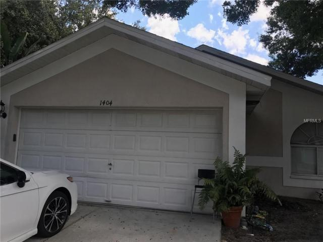 1404 Mohrlake Drive, Brandon, FL 33511 (MLS #A4416591) :: Florida Real Estate Sellers at Keller Williams Realty