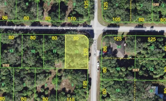 16305 Chicopee Avenue, Port Charlotte, FL 33954 (MLS #A4416864) :: Medway Realty