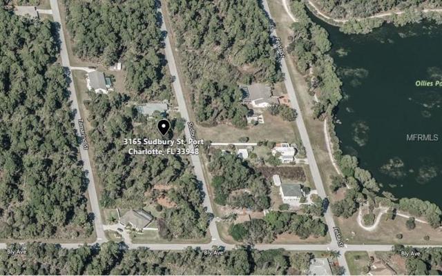 3165 Sudbury Street, Port Charlotte, FL 33948 (MLS #A4416867) :: The Lockhart Team