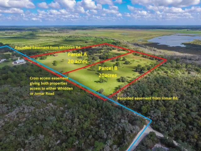 Jomar Road, Myakka City, FL 34251 (MLS #A4416980) :: Mark and Joni Coulter | Better Homes and Gardens