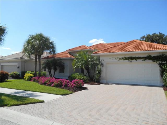 603 Pond Willow Lane, Venice, FL 34292 (MLS #A4417093) :: The Duncan Duo Team