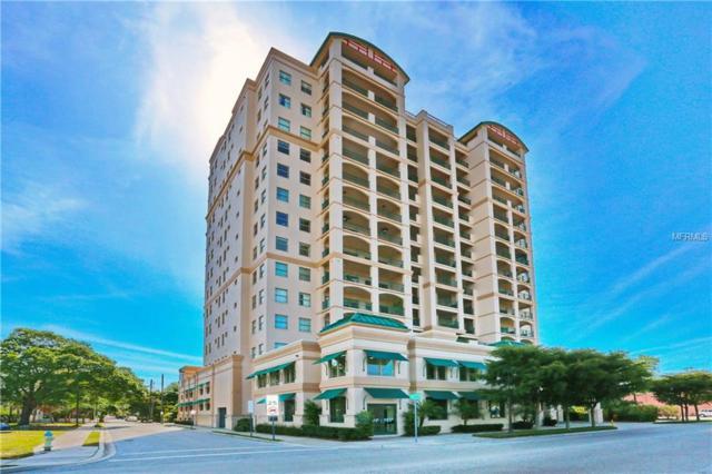505 S Orange Avenue #401, Sarasota, FL 34236 (MLS #A4417106) :: McConnell and Associates
