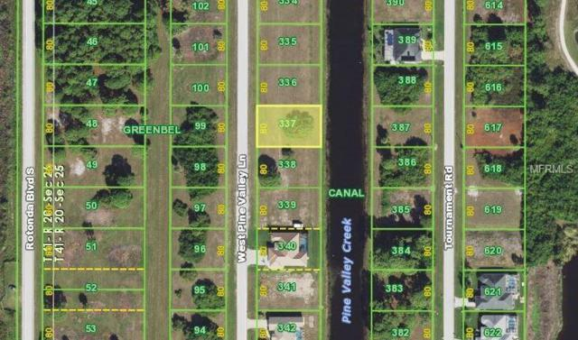 244 W Pine Valley Lane, Rotonda West, FL 33947 (MLS #A4417149) :: GO Realty